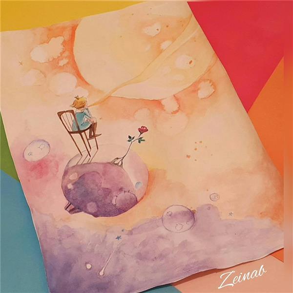 هنر نقاشی و گرافیک محفل نقاشی و گرافیک Zeinab