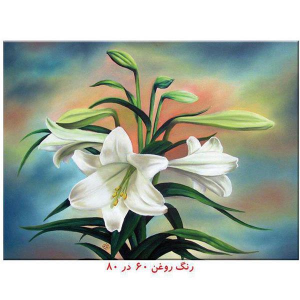 هنر نقاشی و گرافیک محفل نقاشی و گرافیک محمد منوچهری یاس _ رنگ روغن روی بوم _ 60 در 80 _ محمد منوچهری پدید آورنده مجموعه کتابهای آموزشی هنری سنا