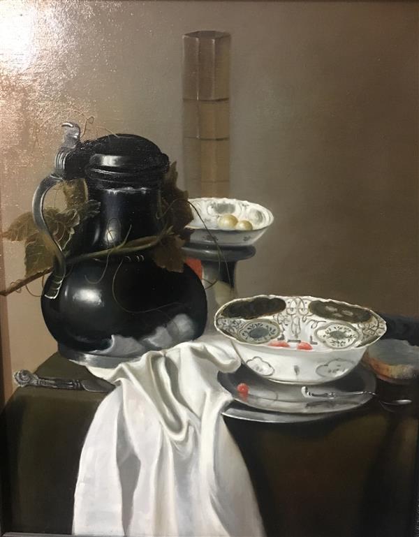 هنر نقاشی و گرافیک محفل نقاشی و گرافیک مریم حسنلو ۵۰*۶۰