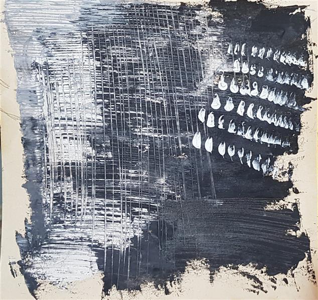 هنر نقاشی و گرافیک محفل نقاشی و گرافیک سباکرمی ابعاد_ 19×20 cm(ابعاد قاب و پاسپارتو لحاظ نشده است ابعاد ذکرشده صرفا ابعاد خود اثرهستند.) متریال_ #رنگ روغن نام اثر_خردادوناهید نام هنرمند_سباکرمی