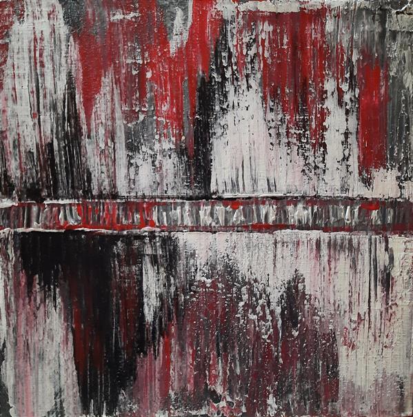 هنر نقاشی و گرافیک محفل نقاشی و گرافیک سباکرمی متریال- اکلریک سال خلق- 1399 نام اثر-بی عنوان نام هنرمند-سباکرمی