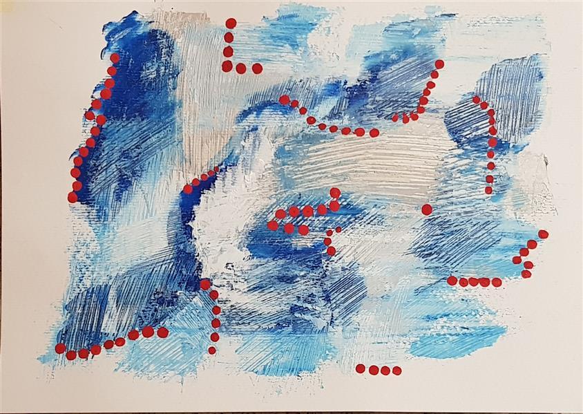 هنر نقاشی و گرافیک محفل نقاشی و گرافیک سباکرمی ابعاد_21×29/7 cm (ابعاد قاب و پاسپارتو لحاظ نشده است ابعاد ذکرشده صرفا ابعاد خود اثرهستند.) متریال_ #رنگ روغن نام اثر_ابروباد نام هنرمند_سباکرمی