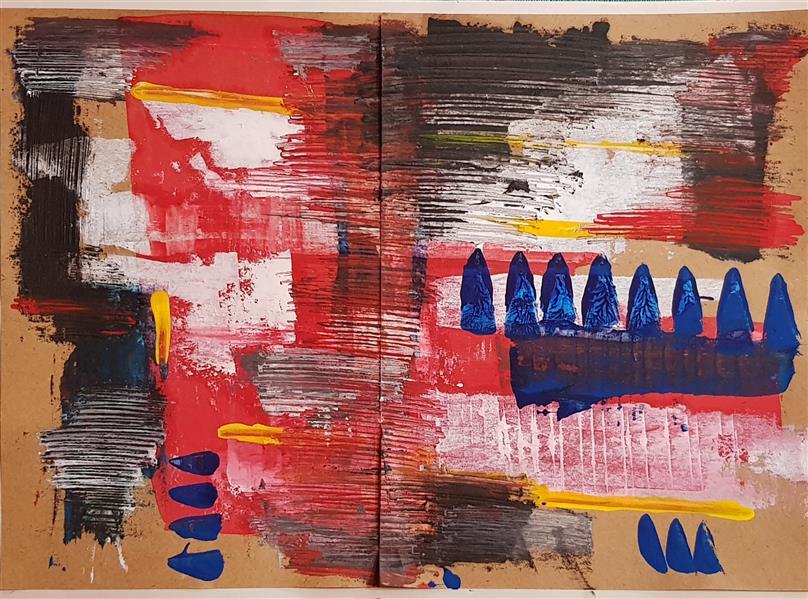 هنر نقاشی و گرافیک محفل نقاشی و گرافیک سباکرمی ابعاد_ 29/7×21 cm (ابعاد قاب و پاسپارتو لحاظ نشده است ابعاد ذکرشده صرفا ابعاد خود اثر  هستند.) متریال_ رنگ روغن نام اثر_ سبا نام هنرمند_ سبا کرمی