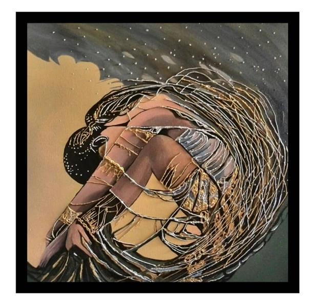 هنر نقاشی و گرافیک محفل نقاشی و گرافیک  الهام باقری تکنیک اکرولیک،ورق طلا،سایز ۶۰×۶۰ نقاشی#اکرولیک#ورق طلا#میکس مدیا#فروش_نقاشی#سفارش_نقاشی#تابلو_نقاشی#art_elhambagheri#