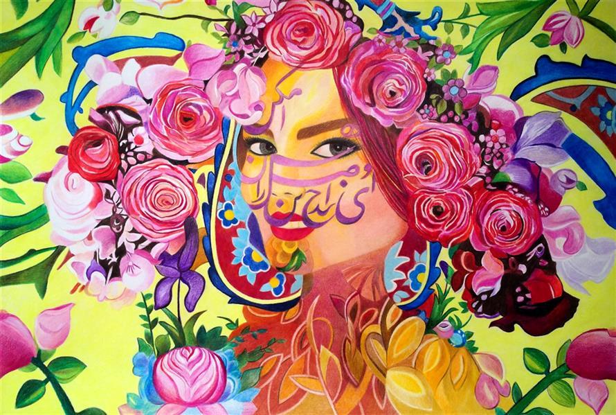 هنر نقاشی و گرافیک محفل نقاشی و گرافیک  الهام باقری تابلو:نقاشی خط،تکنیک:مدادرنگی سال خلق اثر:98 #نقاشی#نقاشی_خط#مدادرنگی#نقاشی_فروشی#فروش_تابلو#الهام_باقری#100honar#art_elhambagheri