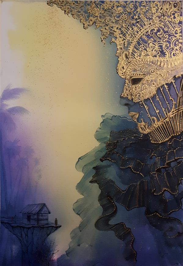 هنر نقاشی و گرافیک محفل نقاشی و گرافیک شقایق ولی خانی شقایق ولی خانی متریال:اکولین نام اثر:اقلیما سال خلق اثر:۹۹
