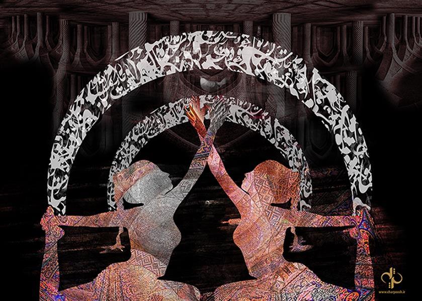 هنر نقاشی و گرافیک محفل نقاشی و گرافیک مریم کیوان فر نام اثر: پرستش  ابعاد :70*100(ابعاد دیگر قابل سفارش می باشد ) نقاشی دیجیتال   #تصویرسازی #دیجیتال_ارت #نقاشی_دیجیتال