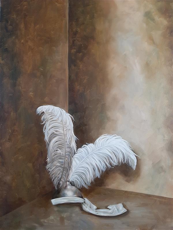 هنر نقاشی و گرافیک محفل نقاشی و گرافیک زهرا آتش صنعت رنگ و روغن#اورجینال-#رئال-#مفهومی