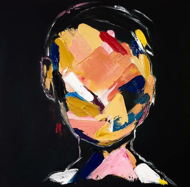 هنر نقاشی و گرافیک محفل نقاشی و گرافیک سیده نسترن جلیلی شانی متریال:بوم،تکنیک:رنگ روغن،سال خلق اثر:1399،هنرمند:نسترن جلیلی شانی