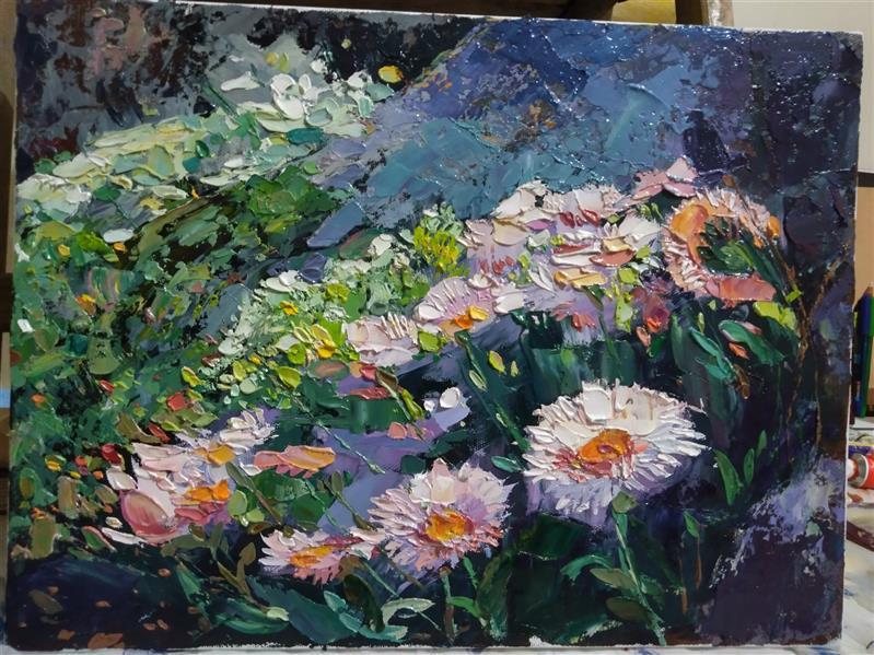 هنر نقاشی و گرافیک محفل نقاشی و گرافیک علی نوروزی Oil painting on canvas