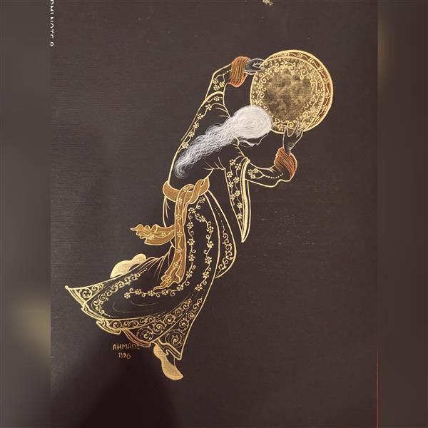 هنر نقاشی و گرافیک محفل نقاشی و گرافیک فاطمه سادات احمدی آبرنگ و گواش