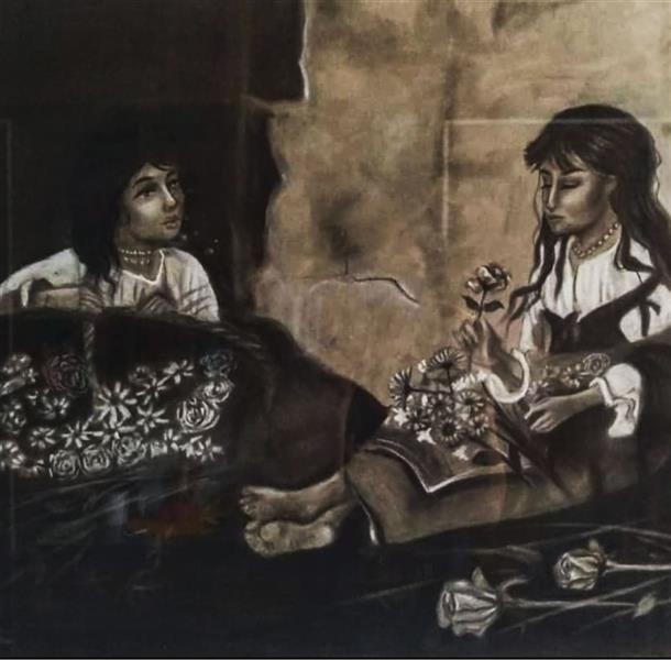 هنر نقاشی و گرافیک محفل نقاشی و گرافیک کیانا گل پرداز  نام هنرمند : کیانا گل پرداز تکنیک : پاستل گچی نقاشی #نقاشی #نقاشی_پاستل #کیانا_گلپرداز #هنر #هنرمند