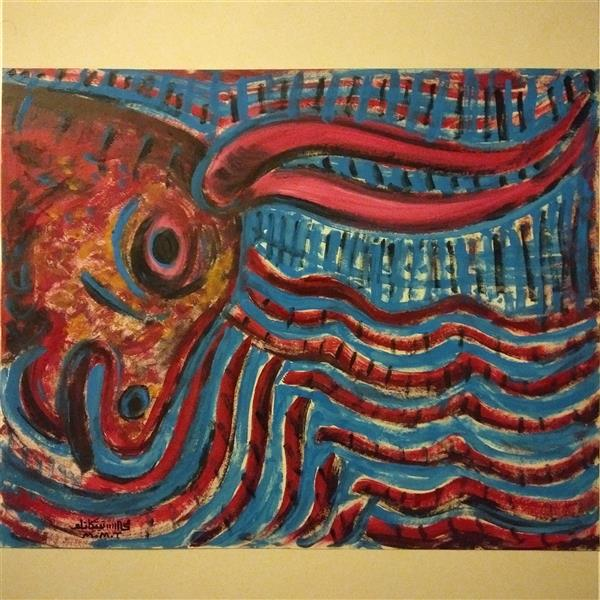 هنر نقاشی و گرافیک محفل نقاشی و گرافیک محمد محمدزاده تیتکانلو نقاشی رنگ روغن، ۱۳۹۹ اثر #محمدمحمدزاده_تیتکانلو