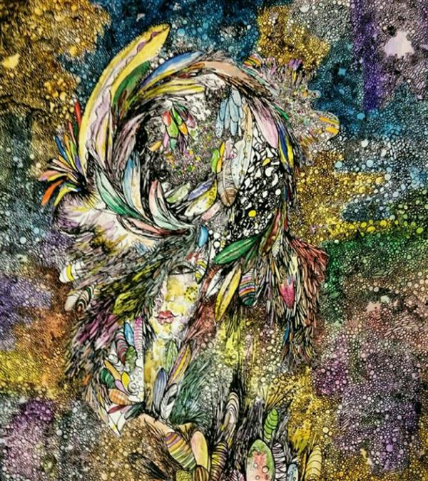 هنر نقاشی و گرافیک محفل نقاشی و گرافیک asemunam دنیای من