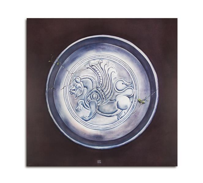 هنر نقاشی و گرافیک محفل نقاشی و گرافیک سپیده کاظمی #نقاشی#رنگ_روغن#1397#سپیده_کاظمی#سیمرغ