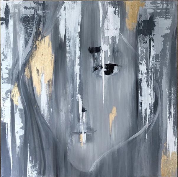 هنر نقاشی و گرافیک محفل نقاشی و گرافیک المیرا حیدری Tiltle: magic عنوان: جادو #abstract #decoratieve #آبستره #دکوراتیو