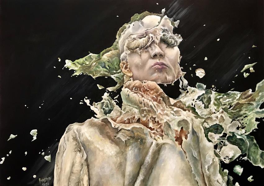 هنر نقاشی و گرافیک محفل نقاشی و گرافیک پرستو اسناد پرستو اسناد رنگ روغن روی بوم سال خلق اثر: ۱۴۰۰