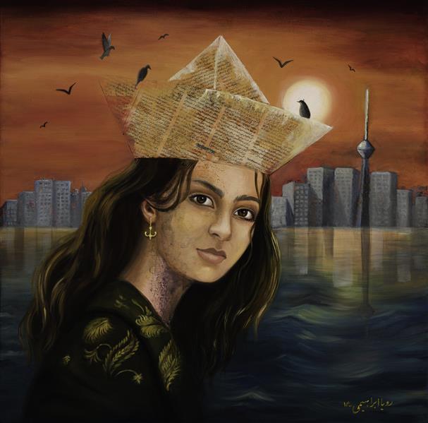 هنر نقاشی و گرافیک محفل نقاشی و گرافیک رویا ابراهیمی عنوان اثر:  شهر دوردست  اثر اورجينال    شعر سهراب سپهري   قایقی خواهم ساخت، خواهم انداخت به آب پشت دریاها شهری ست که در آن پنجرهها رو به تجلی باز است. بامها جای کبوترهایی است که به فواره هوش بشری مینگرند. دست هر کودک ده ساله شهر، خانه معرفتی است. مردم شهر به یک چینه چنان مینگرند که به یک شعله، به یک خواب لطیف. خاک، موسیقی احساس تو را میشنود و صدای پر مرغان اساطیر میآید در باد. پشت دریاها شهری ست که در آن وسعت خورشید به اندازه چشمان سحر خیزان است. شاعران وارث آب و خرد و روشنیاند. پشت دریاها شهری است! قایقی باید ساخت.   تابستان ١٤٠٠  #رنگ روغن#تابلو #نقاشي#تصوير سازي#تصوير گر#سهراب سپهري#قايق كاغذي#شهر دوردست#دريا#غروب#كلاژ#تابلو_نقاشي#oil color#illustration#distant city#sohrab sepehri#sea#sunset#paper boat#drawing#painting#painter#painting training#
