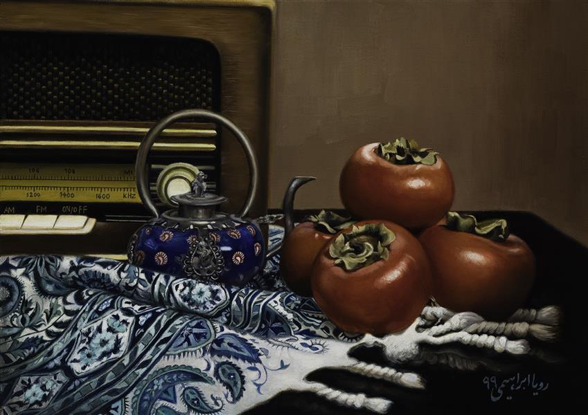 هنر نقاشی و گرافیک محفل نقاشی و گرافیک رویا ابراهیمی عنوان اثر:ياد خاطرات #اورجينال# تكنيك:رنگ روغن سايز: ٢١.٢٩ زمستان:١٣٩٩ . . . . . #oil color#drawing#painting#آموزش نقاشي#رنگ روغن#طراحي#طراحي-نقاشي#هنرمند#ياد خاطرات#پاييز#Fall#