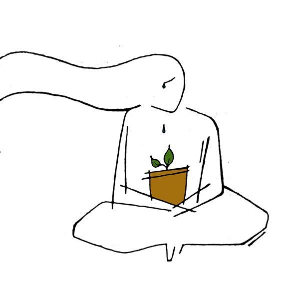 هنر نقاشی و گرافیک محفل نقاشی و گرافیک سهراب اسعدی خاک، موسیقی احساس تو را می شنود  #سهراب_سپهری #نقاشی #تصویرگری #تصویرسازی #طراحی #شعر #اسکچ #اشک #محبت #عشق #سهراب #سپهری