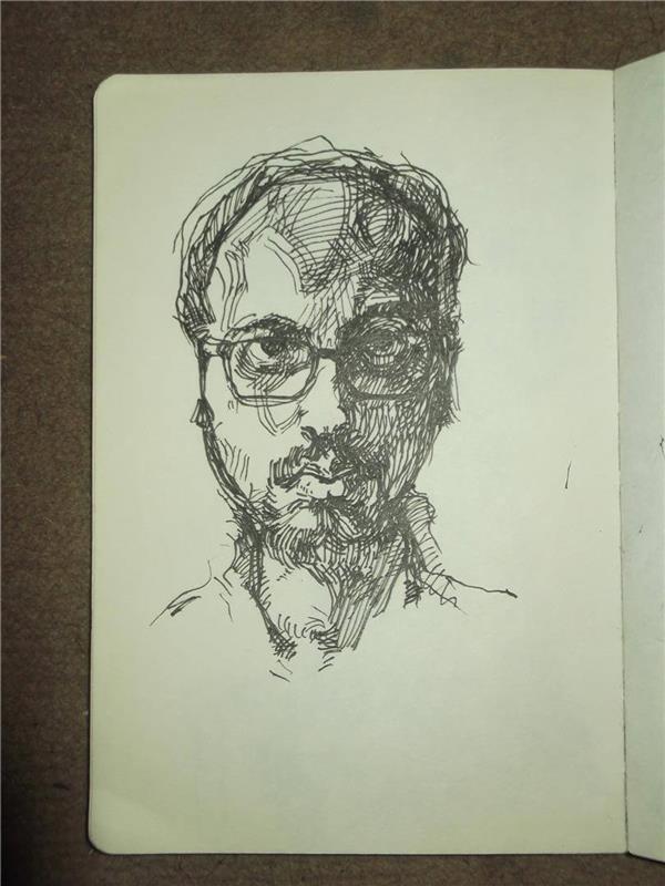"""هنر نقاشی و گرافیک محفل نقاشی و گرافیک Soheil Azhary بیشتر از همه چیز، مدتی هست که احساس خطوط و فرم ها و هارمونی کار و بیان ، یا به عبارت بهتر رسیدن به نوعی """"خود شناسی"""" برایم مهم شده بود. که به عنوان یک هنرمند، در این کار به پیشرفت هایی رسیده ام."""
