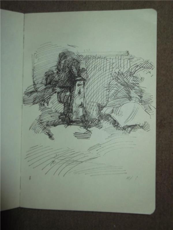 هنر نقاشی و گرافیک محفل نقاشی و گرافیک Soheil Azhary من به شدت به این طراحی خودم علاقه دارم. چند وقت پیش بود که برای طراحی کردن و مسافرت رفته بودم بندر انزلی. و اینجا به نظرم خیلی شبیه ورودی یک قبرستان بود. فقط می تونم بگم که احساس و عاطفه زیادی برای من داشت.