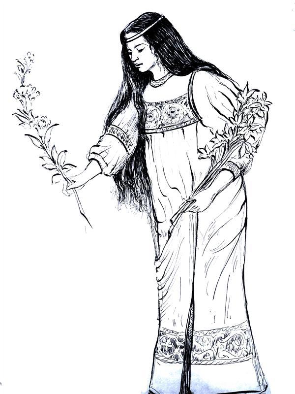 هنر نقاشی و گرافیک محفل نقاشی و گرافیک غلامحسین زمردی اتود،1395,غلامحسین زمردی