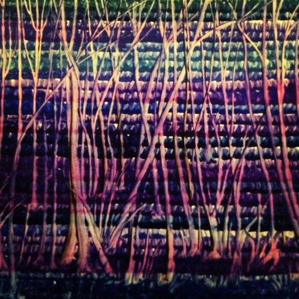 هنر نقاشی و گرافیک محفل نقاشی و گرافیک شهین قیدر شاداتى عنوان اثر: طلوع پاییز سایز: ۴۰/۴۰ تکنیک: گواش و آبرنگ از مجموعه گنج سفر