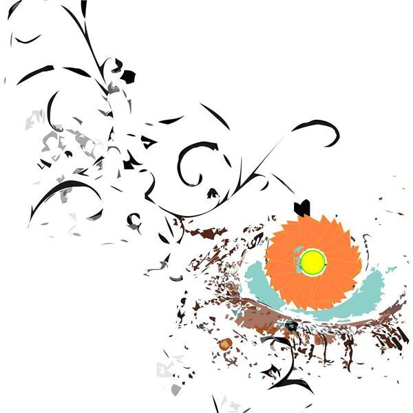 هنر نقاشی و گرافیک محفل نقاشی و گرافیک سام کاویانی از مجموعه آفتاب تکنیک گواش و اکرلیک