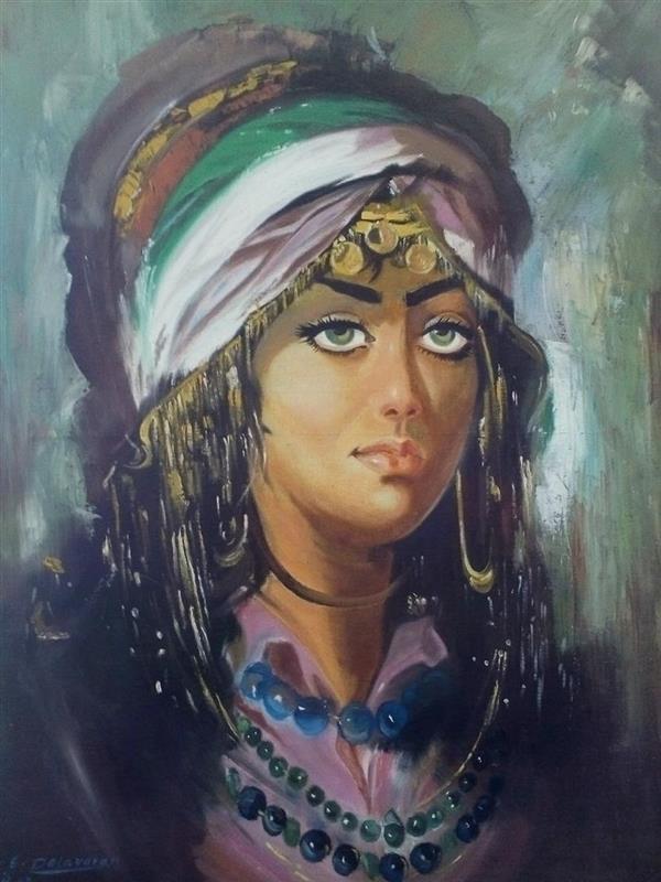 هنر نقاشی و گرافیک محفل نقاشی و گرافیک ابراهیم دلاوران