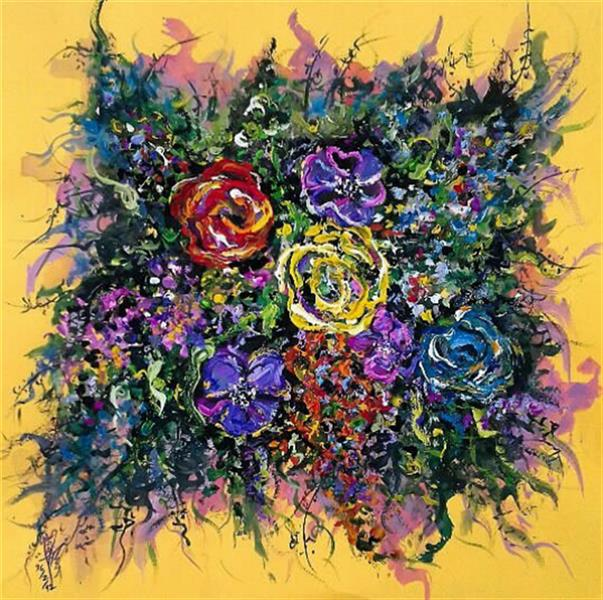 هنر نقاشی و گرافیک محفل نقاشی و گرافیک معصومه شهنازی پور #painting#painter#flowerpaonting#iranianartist#guilanianartist#art#visualart#masoumeh_shahnazi_pour #هنر#نقاشی#نقاشان#نقاشان_ایرانی#نقاشان_گیلانی