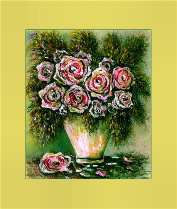 هنر نقاشی و گرافیک محفل نقاشی و گرافیک معصومه شهنازی پور #art#artist#paint#painting#flowerpainting#fineart#visualart#visualartist#iranianartist#guilanianartist#acrilycpainting#modernart#masoumeh_shahnazi_pour #معصومه_شهنازی_پور#هنرمندان_ایرانی#نقاشان_گیلانی#هنرمندان_گیلانی#نقاشی_اکرولیک