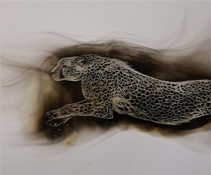 هنر نقاشی و گرافیک محفل نقاشی و گرافیک حسین هلالی نقاشی با #شمع