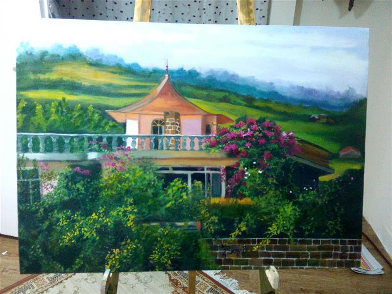 هنر نقاشی و گرافیک محفل نقاشی و گرافیک samira