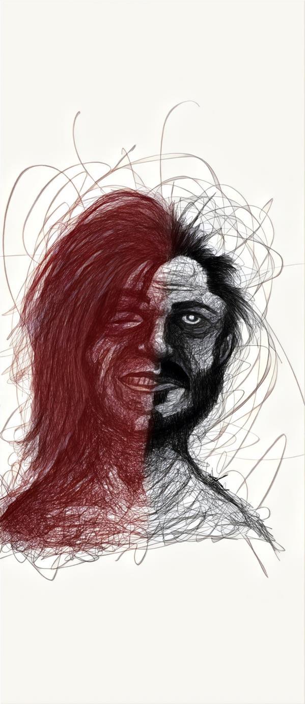 هنر نقاشی و گرافیک محفل نقاشی و گرافیک علی صفاریان #digital