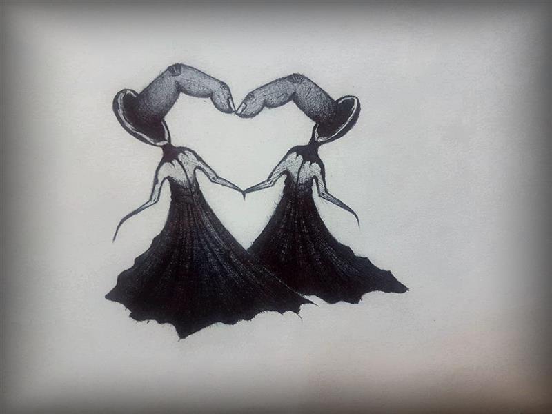 هنر نقاشی و گرافیک محفل نقاشی و گرافیک علی صفاریان #love
