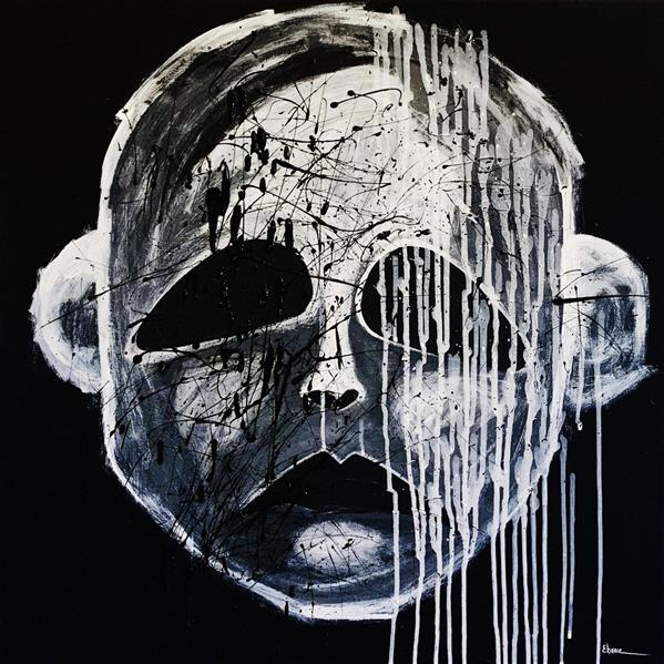 "هنر نقاشی و گرافیک محفل نقاشی و گرافیک Emela Brace  ""The Child"" is an original artwork , Acrylic on canvas , All high quality ."