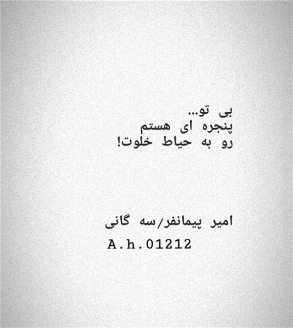 هنر شعر و داستان محفل شعر و داستان امیر پیمانفر