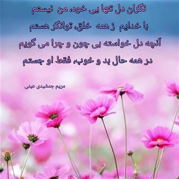 هنر شعر و داستان محفل شعر و داستان مریم جمشیدی عینی #خدا را جستم مریم جمشیدی عینی
