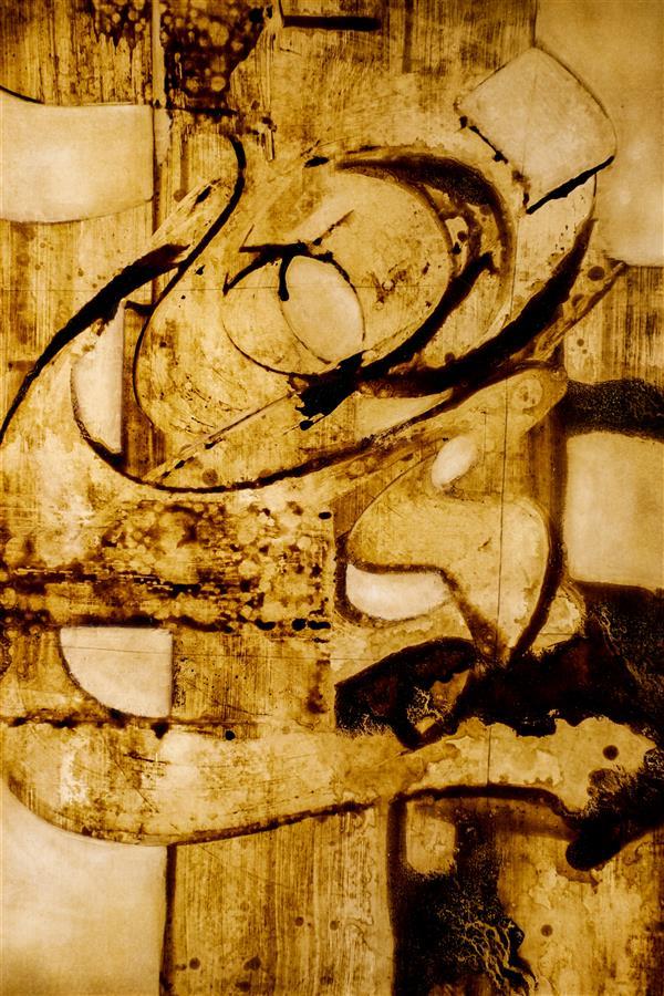 هنر خوشنویسی محفل خوشنویسی کورش مومنی No Title Mix media on paper 25*35 cm 2019 قاب و پاسپارتو #art#calligraphy#calligraphyart#calligraphypainting#kereshmeh_shirin#kereshmeh#naghashikhat #کرشمه_شیرین #کرشمه #خوشنویسی #نقاشیخط