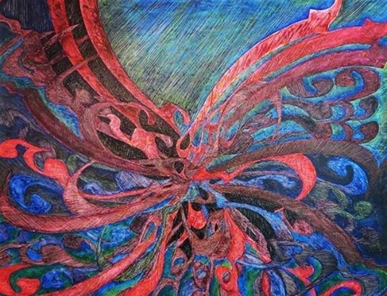 هنر خوشنویسی محفل خوشنویسی محمود نعمتی نام هنرمند : محمود نعمتی نام اثر:وَ جَعَلْنَا مِن بَیْنِ أَیْدِیهِمْ سَدّاً وَمِنْ خَلْفِهِمْ سَدّاً فَأَغْشَیْنَاهُمْ فَهُمْ لَا یُبْصِرُونَ ابعاد: ۱۰۰×۱۰۰ متریال: بوم .جسو، اکرلیک.