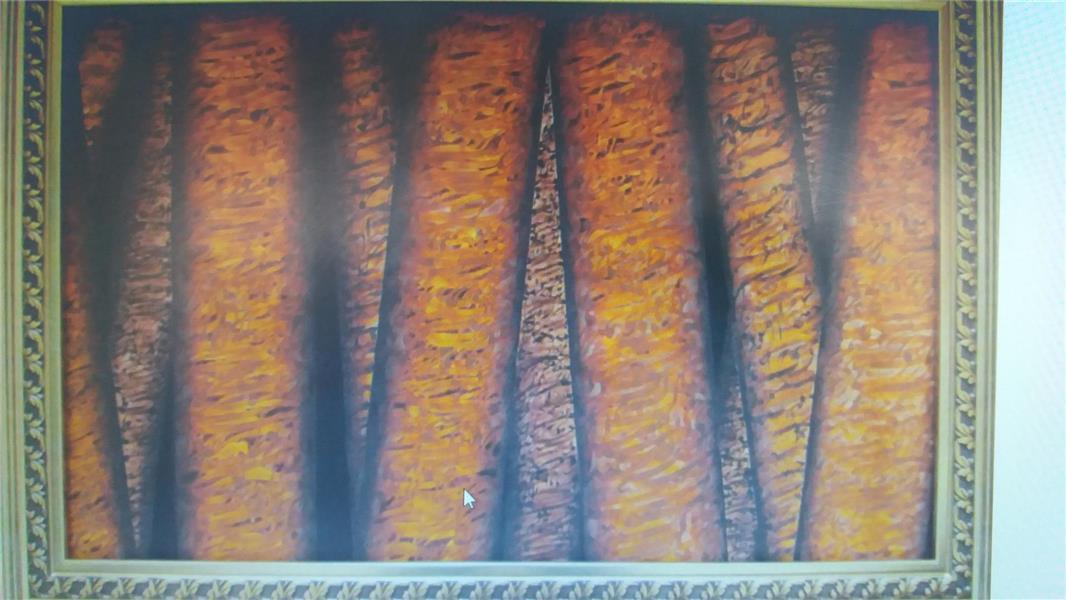 هنر خوشنویسی محفل خوشنویسی masoud fazlollahi برگرفته از تابلوهای سهراب سپهری