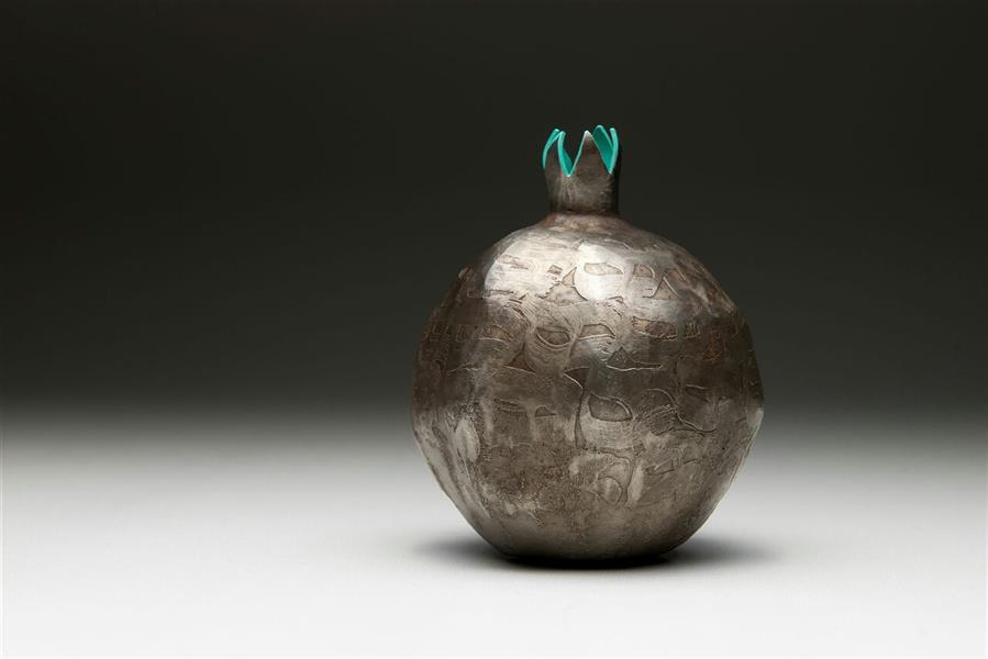 هنر سایر محفل سایر هنر ها behzadeslami_art# #اولین_انار_فلزی#انارفلزی_بهزاد# انارفلزی#بهزاداسلامی