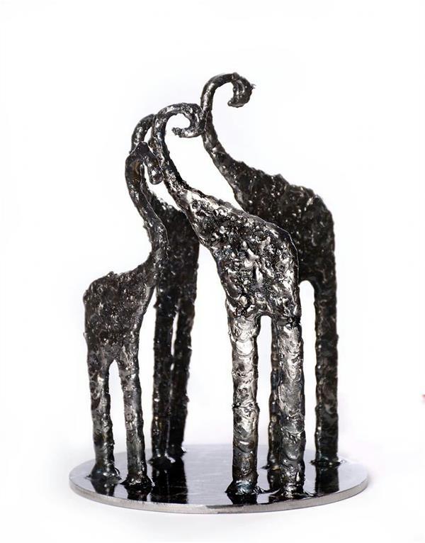 هنر سایر محفل سایر هنر ها شهاب صالحی shahabsalehi_art# #مجسمه_ فلزی_شهاب ارتفاع 19سانتی متر متریال:فلزی آهن قیمت:160هزارتومان @shahabsalehi_art