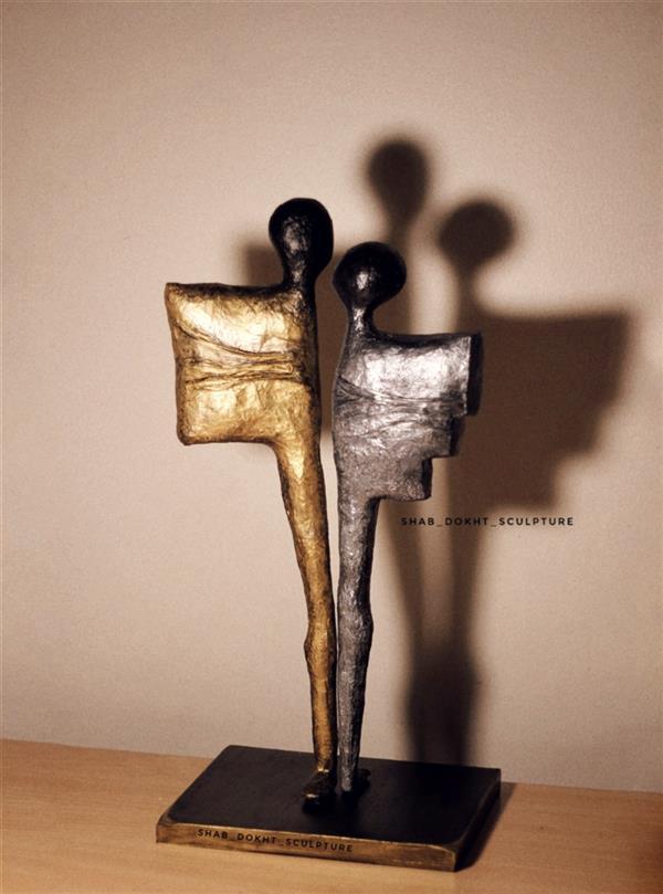 هنر سایر محفل سایر هنر ها shab_dokht_sculpture