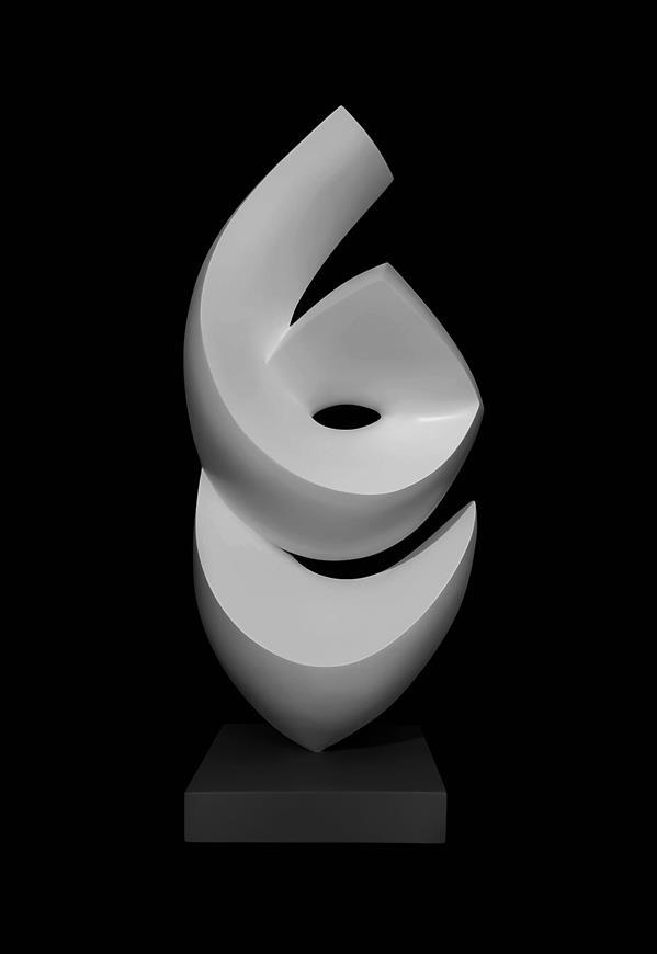 هنر سایر محفل سایر هنر ها نسرین یوسفی بدون عنوان ، حجم فایبرگلاس# ، ابعاد ۳۵×۳۵×۷۵ cm. , سال ساخت ۹۶ ، تک ادیشن