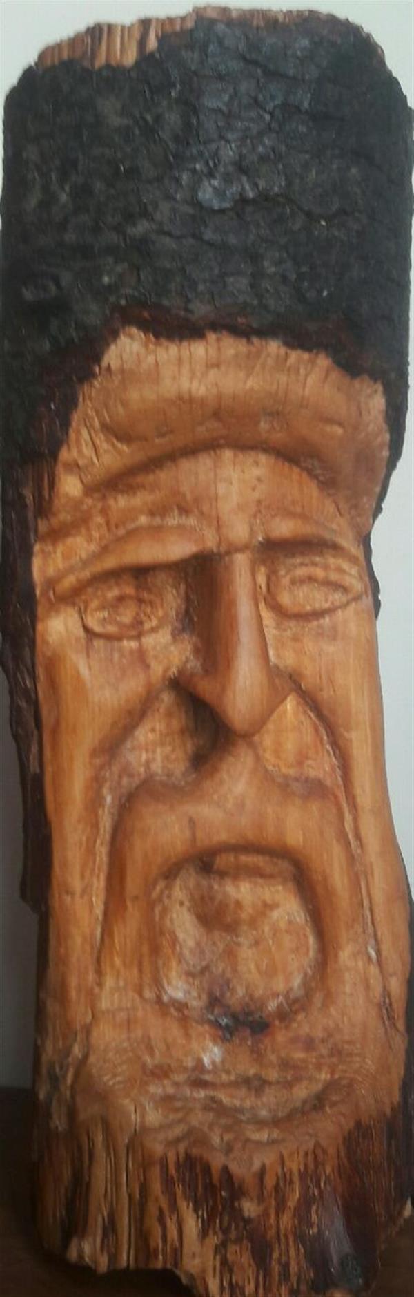هنر سایر محفل سایر هنر ها محمد امام داد #چوب جنگل شمال