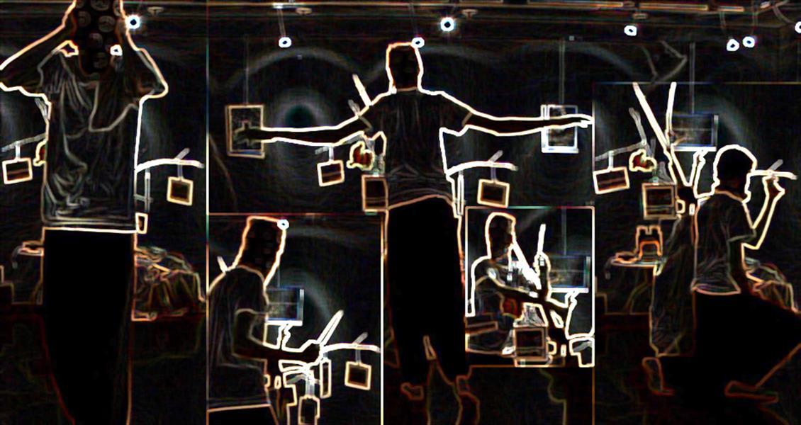 هنر سایر محفل سایر هنر ها Arash Momtazbakhsh طراحی و اجرای پرفورمنس هنری با عنوان غرور صنعتی با رویکرد حفاظت از محیط زیست در گالری هنری میکا (جزیره مرجانی کیش)