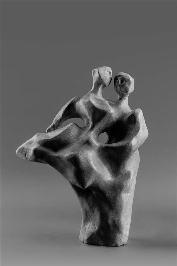 هنر سایر محفل سایر هنر ها سمیه سریری رقص متریال :سرامیک
