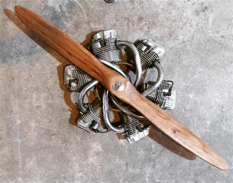 هنر سایر محفل سایر هنر ها علی خلج ماکت هواپیمای ملخی قطر ملخ 150 قطر موتور 70 قیمت : 7.500.000 تومان